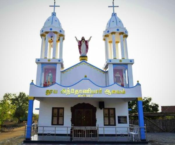 Church in Thambipuram