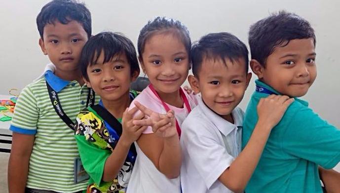 Mano Amiga Philippines Children