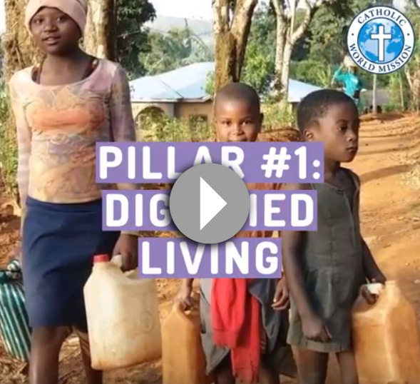 Click here to see a video about our Dignified Living pillar