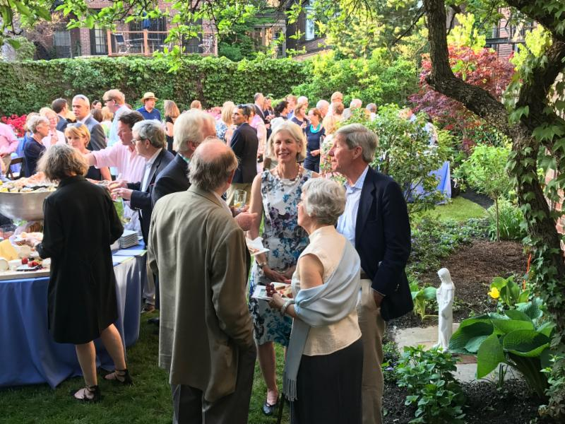 Garden Club soiree 2