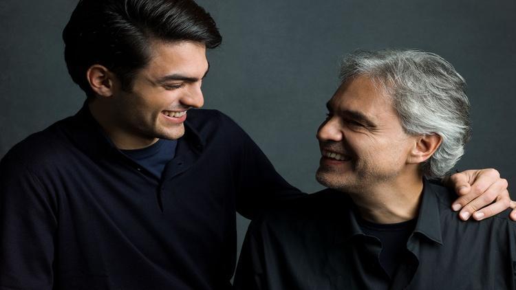 Andrea Bocelli 60th