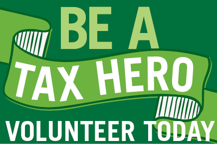 Be a Tax Hero