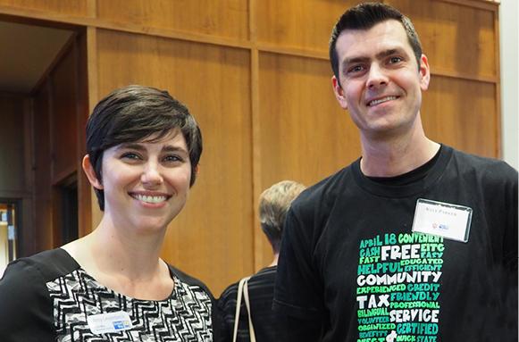Free Community Tax Service Volunteer
