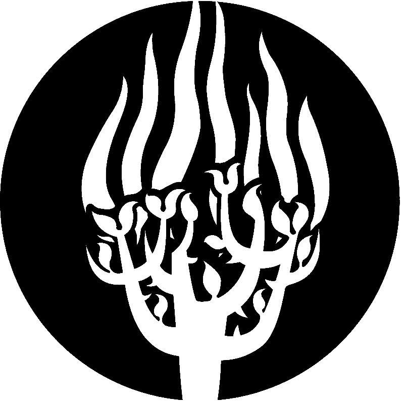 TBE logo round