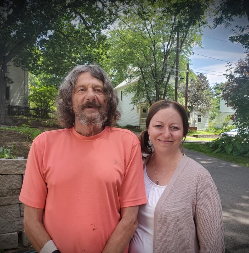Robert and Julie