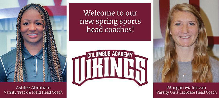 New Coaches graphic
