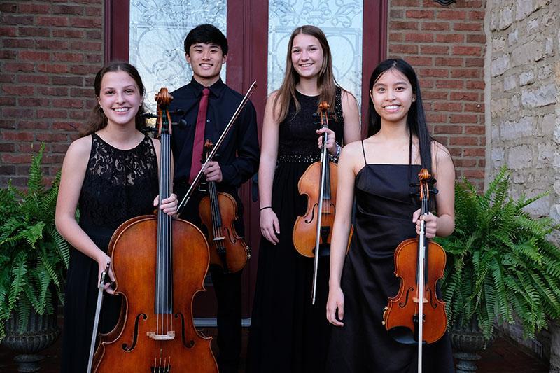 DAJJ Quartet photo