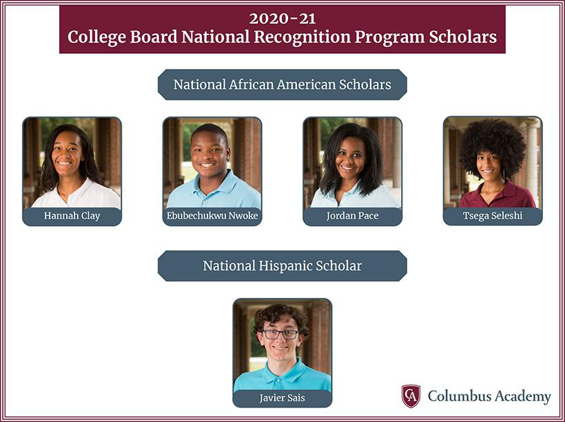 College Board National Scholars