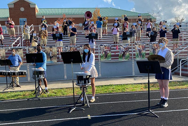 Pep Band Mini-Concert