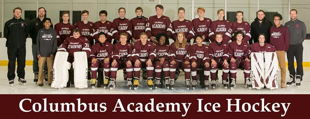 2020 Ice Hockey Team Photo