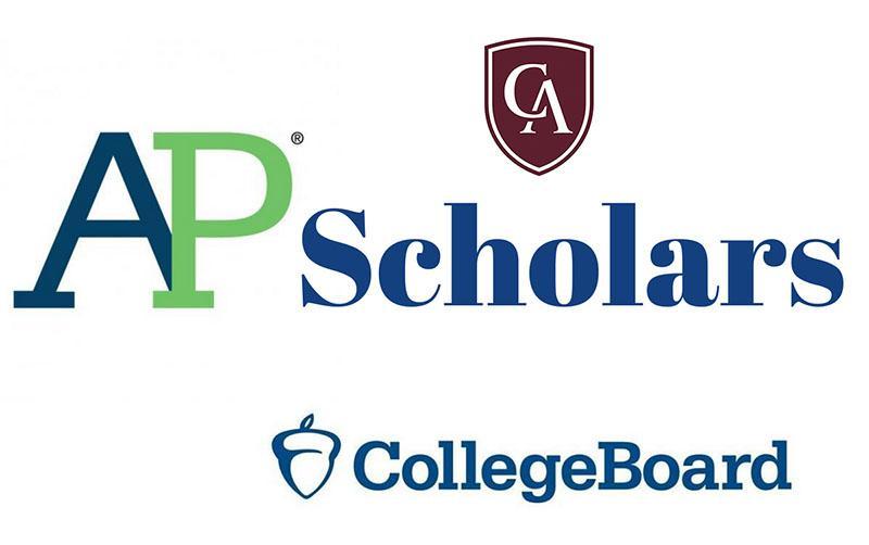 AP Scholars graphic