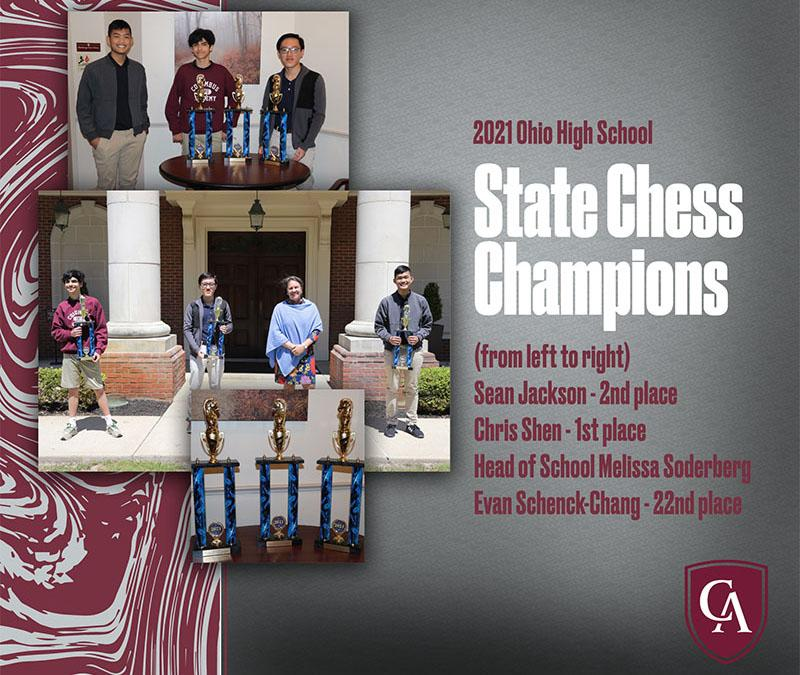 Chess Champions graphic