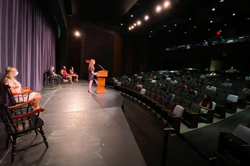 Junior Speeches Photo