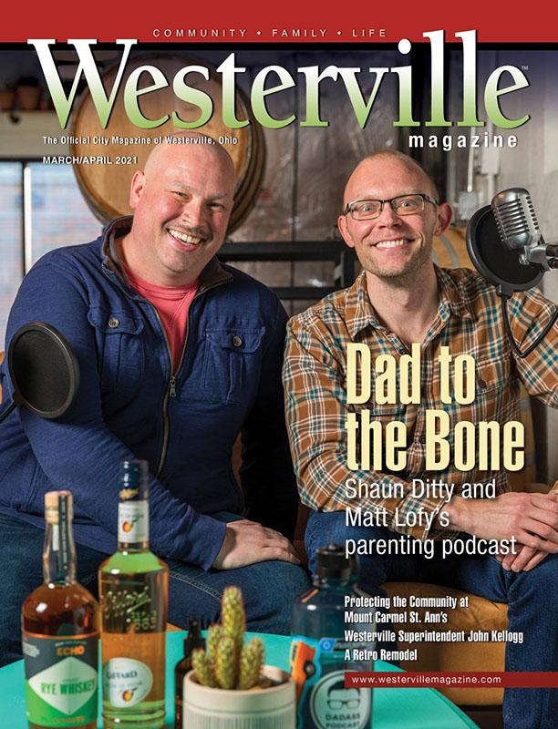 Westerville Magazine cover
