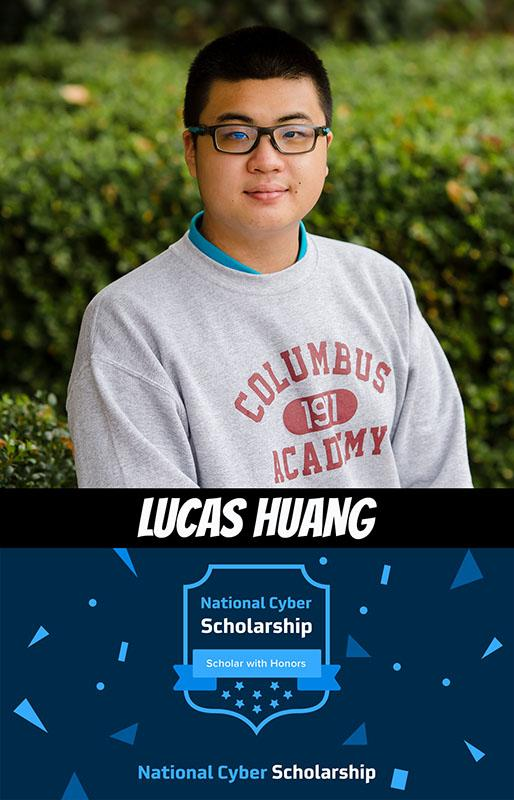 Lucas Huang graphic