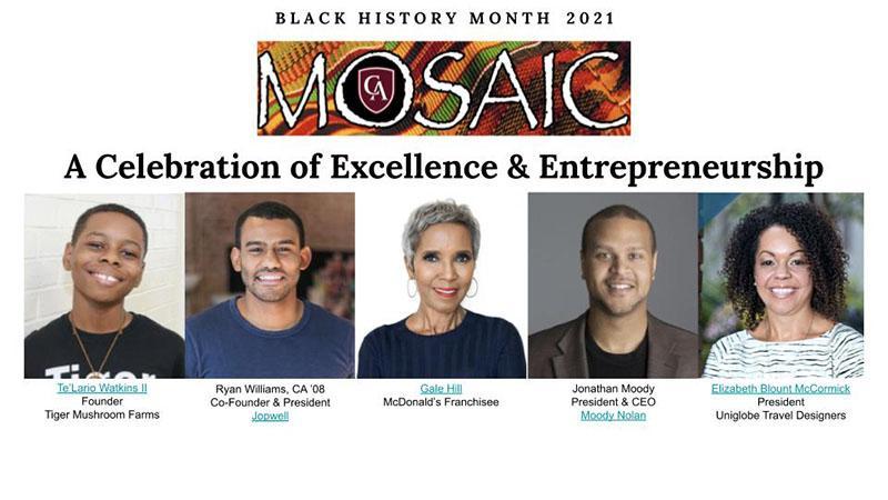 Black History Month promo