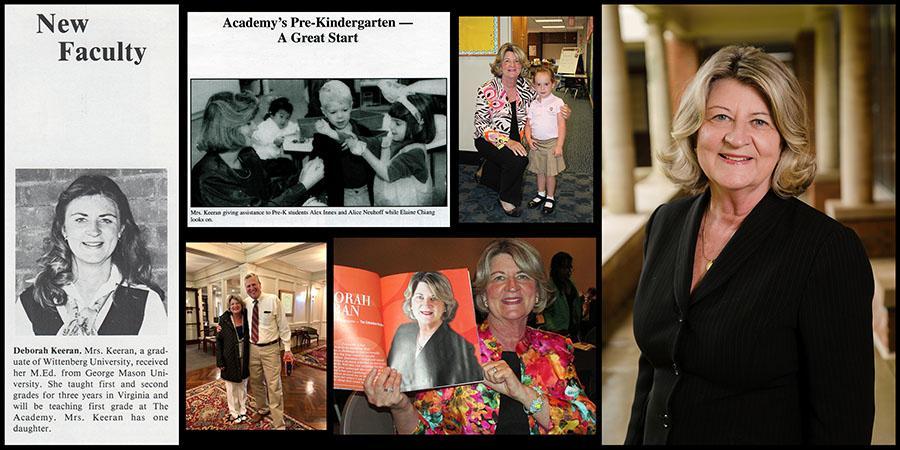 Debbie Keeran photo collage
