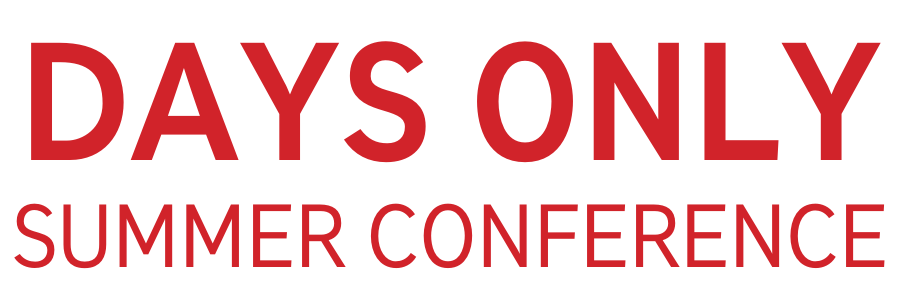 Days Only Conference.png
