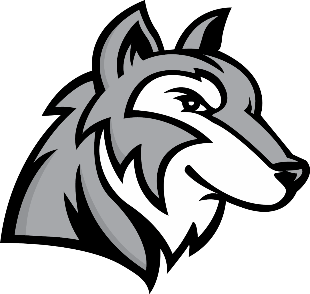 MSE Wolves mascot