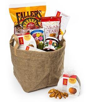 springtime gift basket
