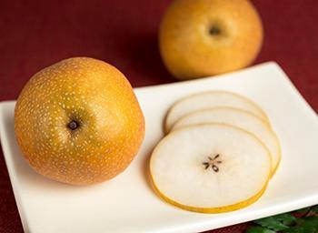 fresh pear varieties