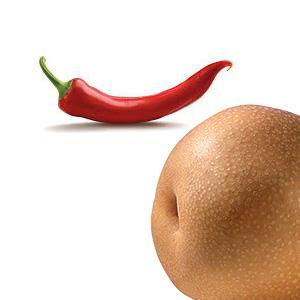 chili pear