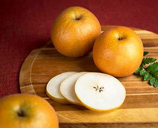 EilSan Fall favorite pear