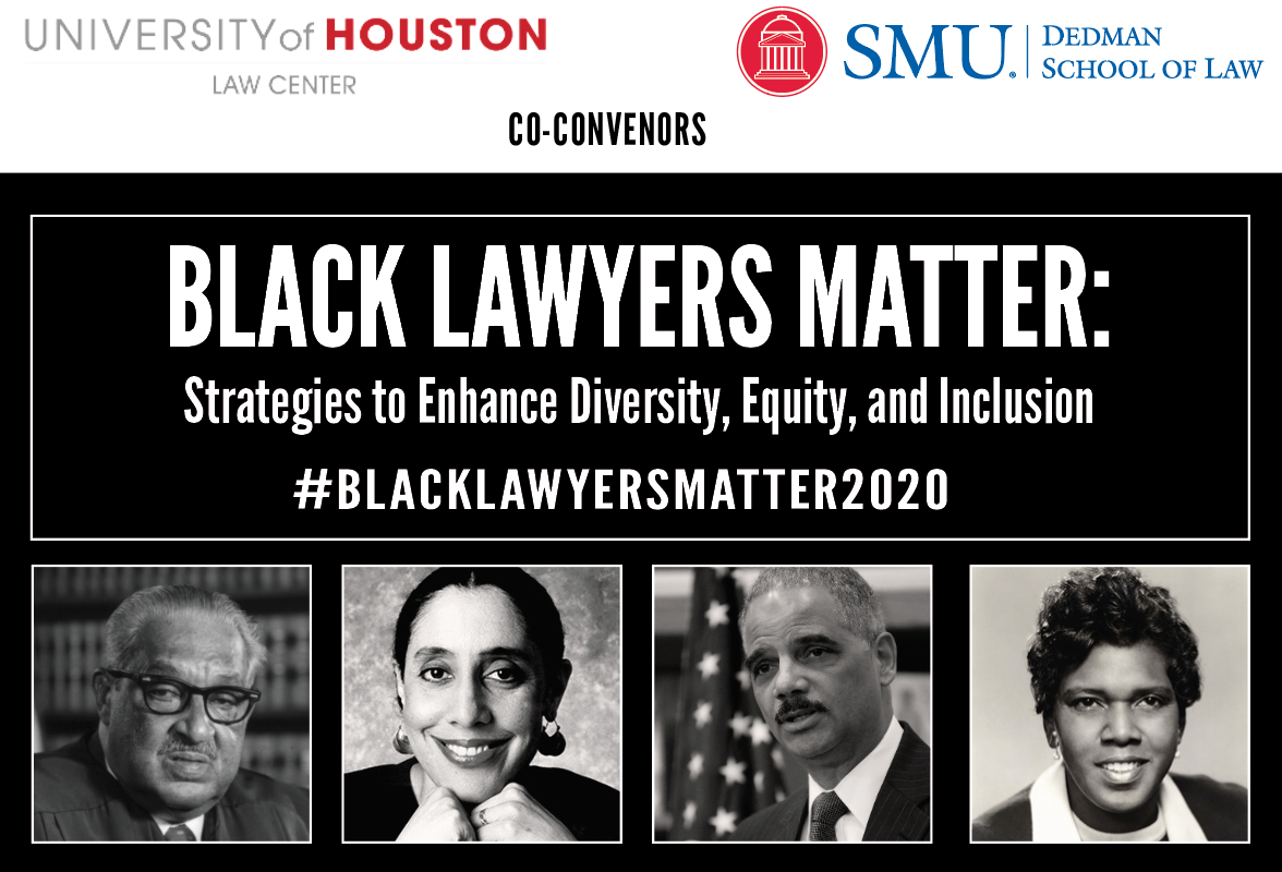 Black Lawyers Matter banner