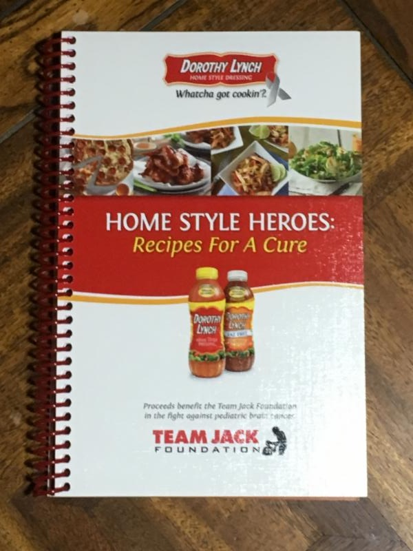 Dorothy Lynch Cookbook - TJ Fundraiser