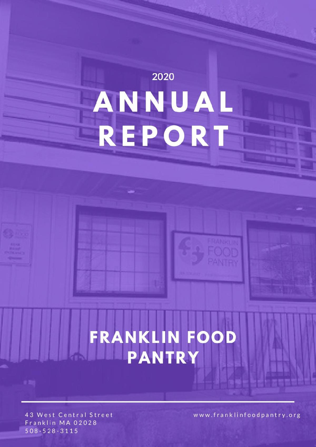 Introducing our Annual Report