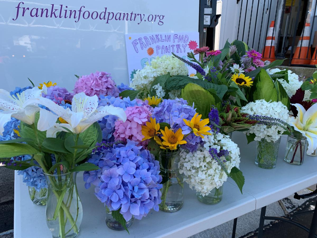 FARMER'S MARKET at THE PANTRY 1