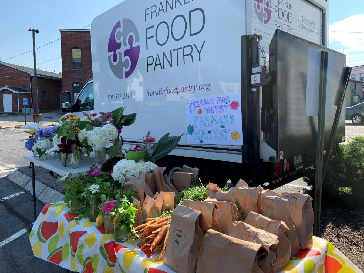 FARMER'S MARKET at THE PANTRY