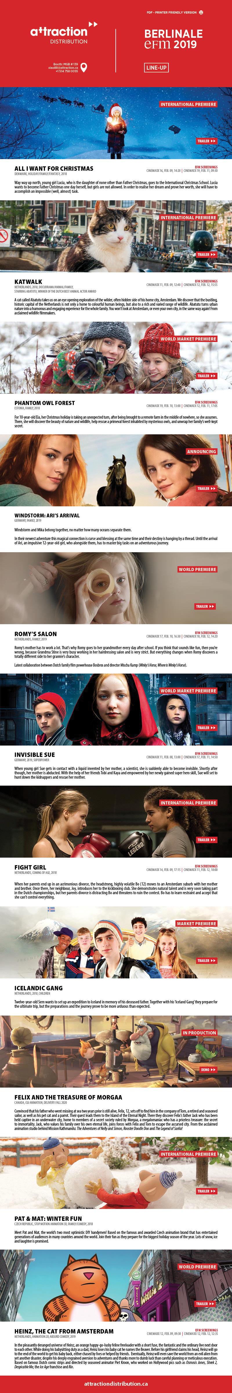 Berlinale/efm 2019