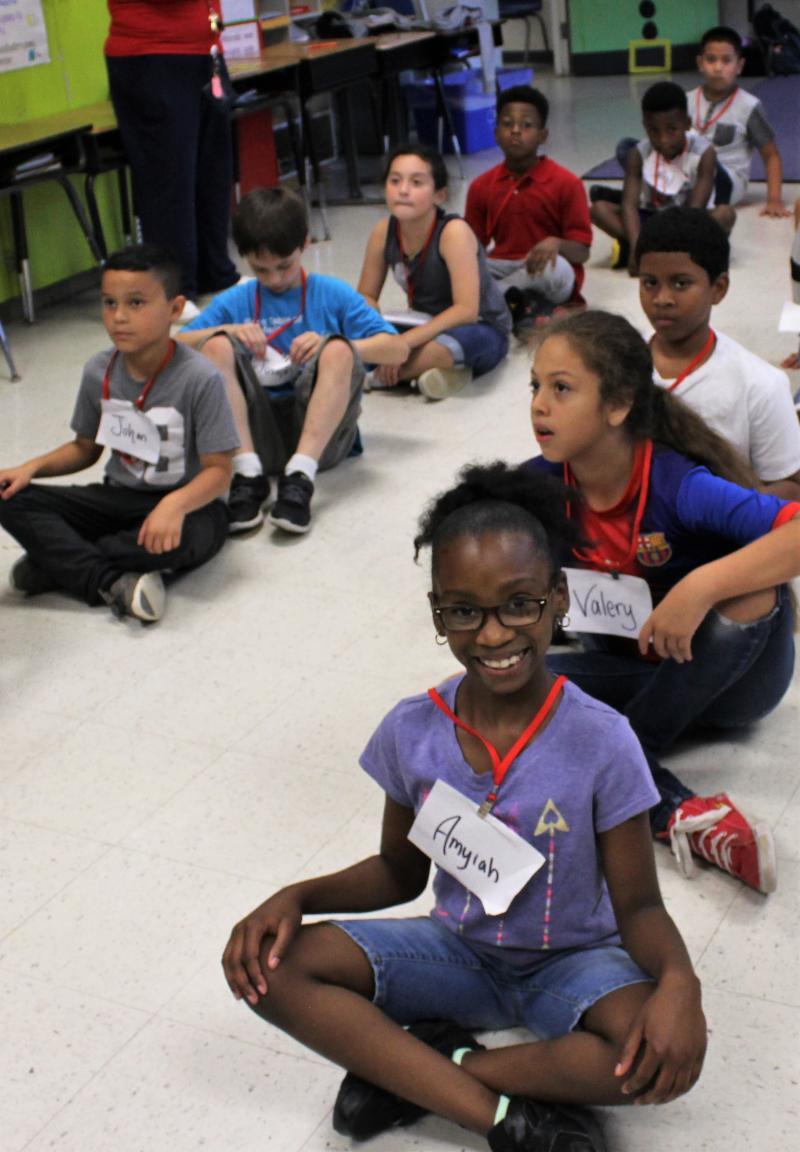 HOLT Classroom photos 8.29.2018 photos by J. Tarrazi-Scully