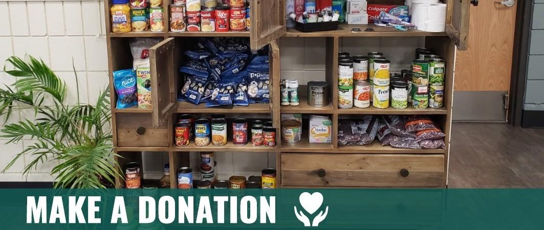 Make A Donation to Kentwood's Little Free Pantry