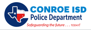 Conroe ISD Police logo