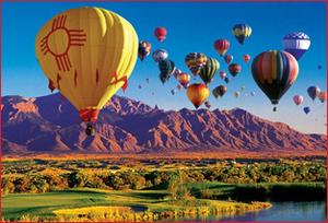 Albuquerue Balloon Fiesta