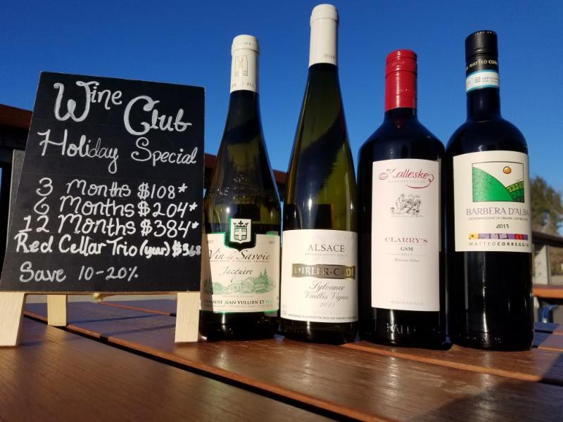 OCWM Wine  Club