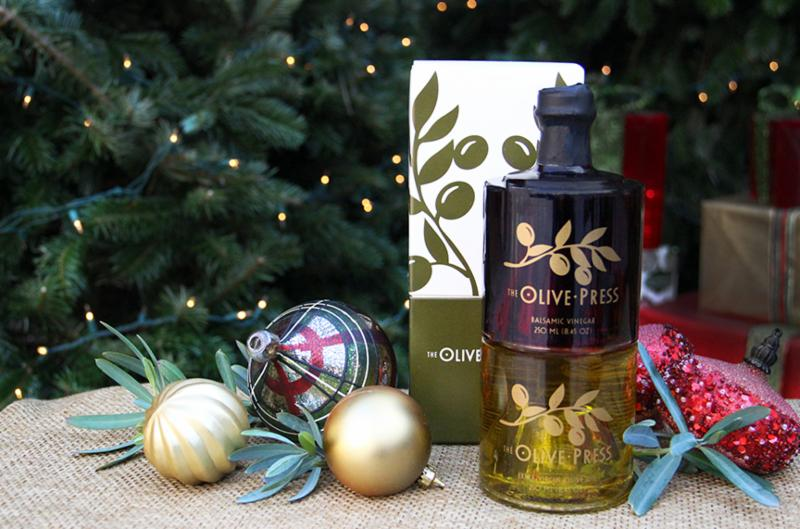 Gifts from the Olive Press