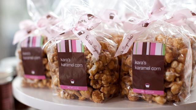Kara's karamel korn