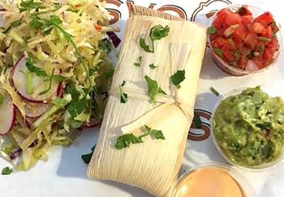 C CASA tamales