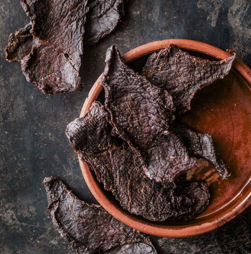 Fatted Calf Jerky of the Month