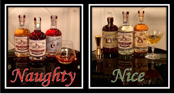 Napa Valley Distiller Naughty or Nice