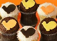 Kara's Thanksgiving cupcakes