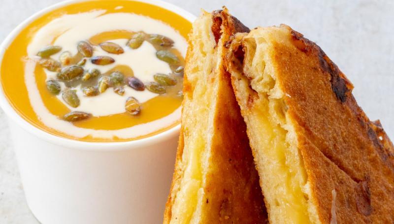 Gott's butternut squash soup