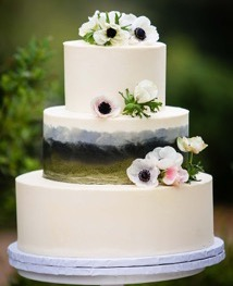Kara's wedding cake