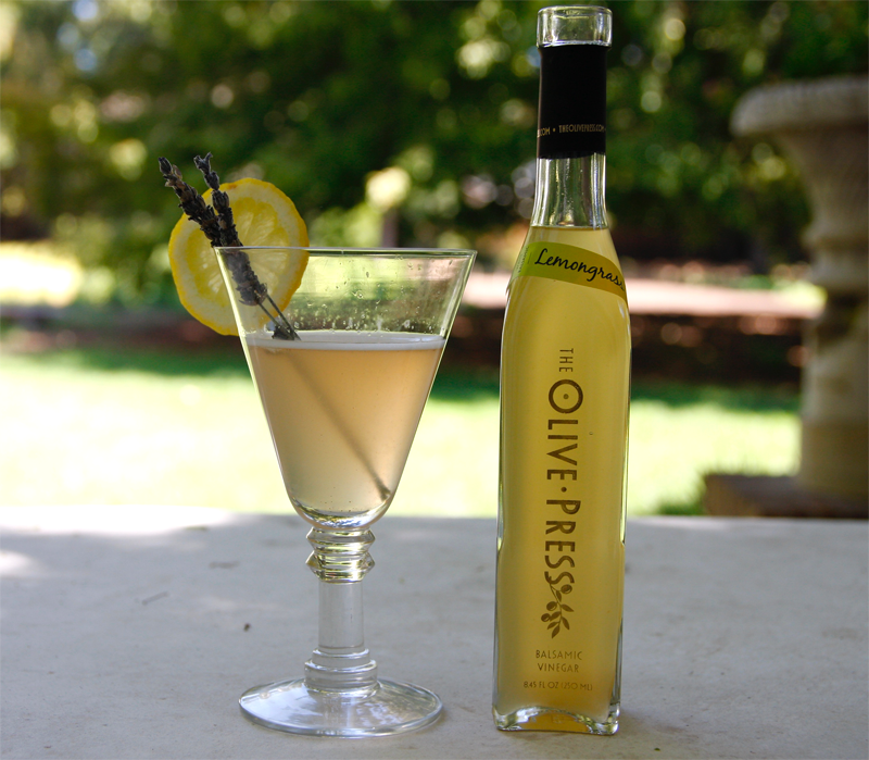 Olive Press lemongrass