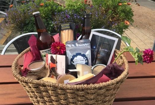 OCWM gift basket
