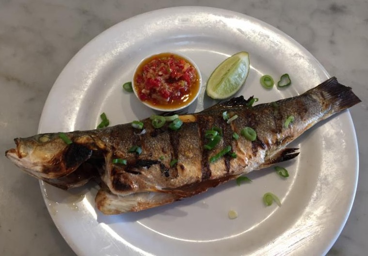 Kitchen Door Branzino