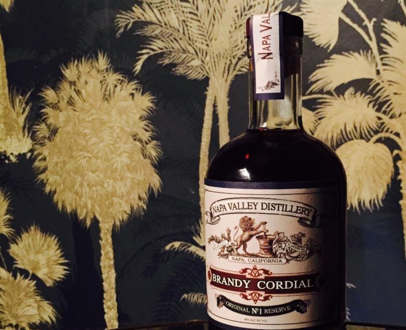 Napa Valley Brandy Cordial
